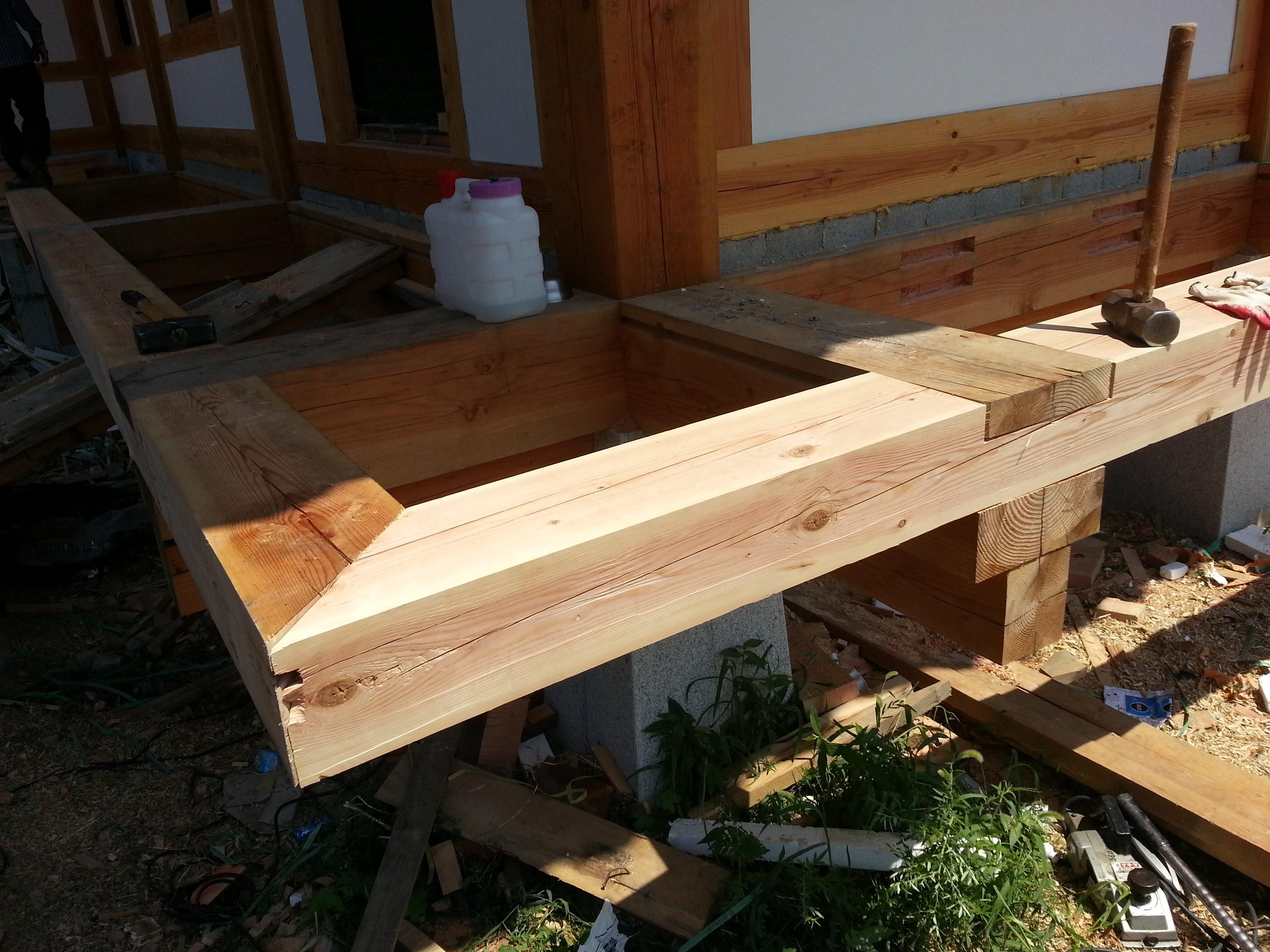Timber Framed House - Hanok 3