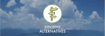 Exploring Alternatives Feature